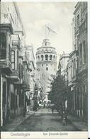 TURQUIE - CONSTANTINOPLE - Rue Bouyouk-hendek - Türkei