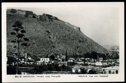 Ναύπλιο NAUPLIE Vue Vers Palamidi - Greece