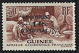 GUINEE N°172 N* - Nuovi