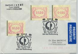 Natur Mensch Medizin - 100 Jahre Aspirin - LKH Bad Radkersburg Leibnitz Strass 8492 Halbenrain 1998 - ATM - Medizin