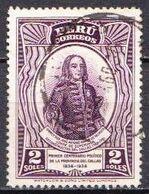 Peru Used Stamps From 1936 - Peru
