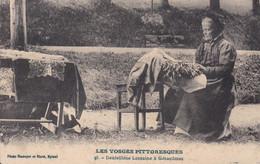 88-GERARDMER DENTELLIERE LORRAINE A GERARDMER - Gerardmer