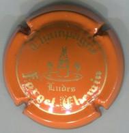 CAPSULE-CHAMPAGNE FORGET-CHEMIN N°06 Orange & Or - Champagne