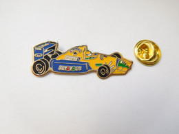 Beau Pin's , Auto F1 , Formule 1 , Autopolis , Oil Mobil , Tabac Camel - F1