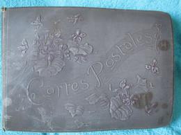 Album Vide Pouvant Contenir 1008 Cartes Postales. - Supplies And Equipment