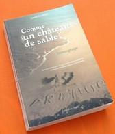 Lionel  Ollinger  Comme Un Château De Sable (2018) - Books, Magazines, Comics