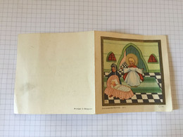 20BC - Lacroix Bouffioulx 1946 Illustration Cilia - Geboorte & Doop