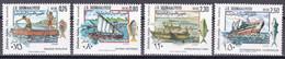Tr_ Somalia 1979 - Mi.Nr. 274 - 277 - Postfrisch MNH - Fischfang Fishing - Somalia (1960-...)