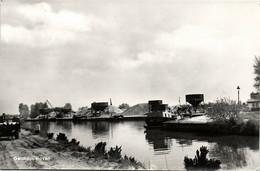 Nederland, GELDROP, Haven (1960s) Ansichtkaart - Geldrop