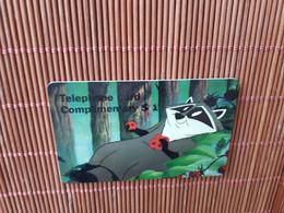 Phonecard Disney (Mint,Neuve) Only 2500 EX Made Rare - Disney