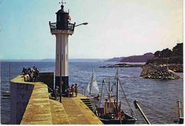 CÔTES D'ARMOR - SAINT-QUAY-PORTRIEUX - La Phare - Faros