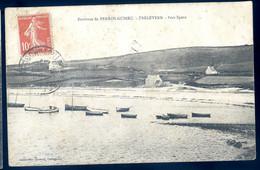 Cpa Du 22 Environs De Perros Guirec Trélévern Port Spern     ---   Penvénan    SE20-2 - Perros-Guirec