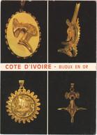 République De Côte-d\'Ivoire - Artisanat - Bijoux En Or - Costa De Marfil
