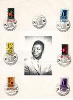 Katanga : Foire Internationale Elisabethville 1er Jour 8-7-1961 - Katanga