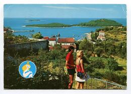 Yugoslavia (Croatia) - Vrsar - Woman - Femme - Jugoslavia