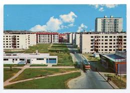 Yugoslavia (Macedonia) - Skopje - Bus - Jugoslavia