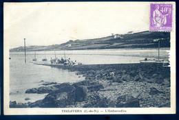 Cpa Du 22  Trélévern L' Embarcadère     --- Perros  Penvénan    SE20-2 - Perros-Guirec