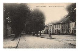 77 SEINE ET MARNE - PONTHIERRY Route De Fontainebleau - Frankreich