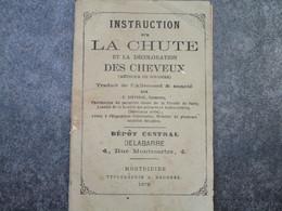 Instruction Sur La Chute Et La Décoloration Des CHEVEUX (48 Pages) - Books