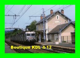 RU 0255 - Automotrice Z 5126 En Gare - ALLASSAC - Corrèze - SNCF - Other Municipalities