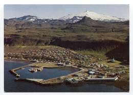 Iceland - Ólafsvík - Aerial View - Islanda