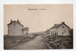 - CPA MARMAGNE (71) - Le Breuil - Cliché Blondeau - - Otros Municipios