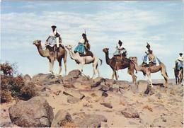 République Islamique De Mauritanie - Méharistes - Mauritania