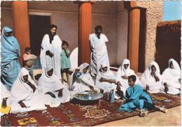 République Islamique De Mauritanie -  L\'Heure Du Thé - Mauritania