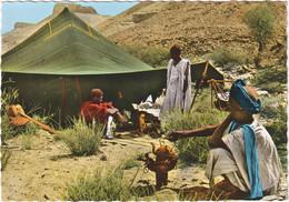 République Islamique De Mauritanie - La Vie Sous La Tente - Mauritania