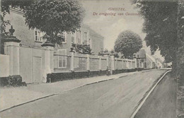 "PK Gistel - ""De Omgeving Van Oostende"" - Gelopen 1916 - Gistel"