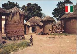 Village Sénoufo - Costa De Marfil