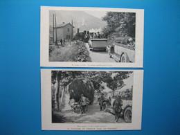 (1926) Le Tourisme En Commun (en AUTOCAR) Dans Les Pyrénées - Old Paper
