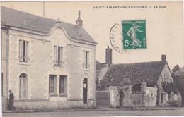 La Poste - Saint Amand Longpre