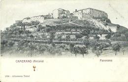 "9208 "" CAMERANO (ANCONA) PANORAMA "" - CARTOLINA POSTALE ORIGINALE NON SPEDITA - Ancona"