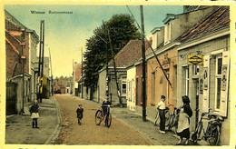 031 257 - CPA - Belgique -  Wintam - Rottiersstraat - Bélgica