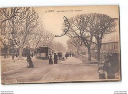CPA 06 Nice Boulevard Mac Mahon Et Le Tramway - Nizza