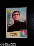 EDIZIONI MIRA CALCIATORI  1965-66 - LUCIANO MASIERO (POTENZA) - Vignettes Autocollantes