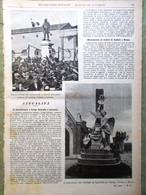 L'illustrazione Popolare 18 Dicembre 1898 Lafolè Orlando Manila Cyrano Bergerac - Voor 1900