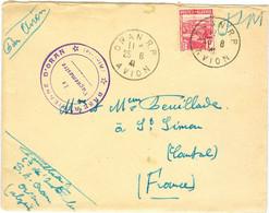 Algérie Lettre D'un Soldat De La Base Aérienne D'Oran 1941 Sup - Unclassified