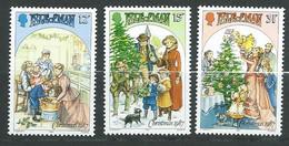 Ile De Man - Série Yvert N° 348 à 350 ** 3 Valeurs Neuves Sans Charniere - Az 28501 - Man (Insel)
