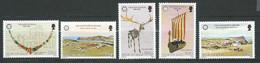 Ile De Man - Série Yvert N° 297 à 301 ** 5 Valeurs Neuves Sans Charniere - Az 28503 - Man (Insel)