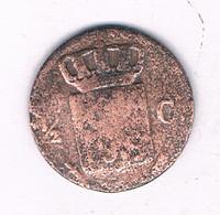 1/2 CENT 1850 NEDERLAND /7421/ - 1849-1890 : Willem III