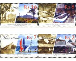 Ref. 191681 * MNH * - MAURITIUS. 2006. BICENTENARY OF MAHEBOURG . BICENTENARIO DE MAHEBOURG - Mauritius (1968-...)