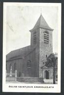 +++ CPA - ARBRES LEZ ATH - Arbre - Eglise Saint Jean  // - Ath