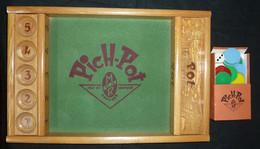 PICH POT - Ancien Jeu 1940/50 En BOIS - Vintage Un Des Jeux Rare - Sin Clasificación