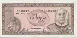 TONGA P. 18c 1/2 P 1983 AUNC - Tonga