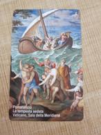 Urmet Phonecard,SCV116 Painting , Mint - Vatikan