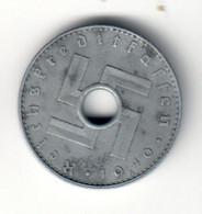 Germany 5 Pfennig 1940 A Reichskreditkassen VF .SA. - 5 Reichspfennig