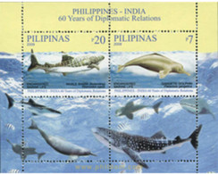 Ref. 631880 * MNH * - PHILIPPINES. 2009. 60th CENTENARY OF DIPLOMATIC RELATIONSHIPS WITH INDIA . 60 ANIVERSARIO DE LAS R - Philippines