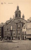 Huy:2 Cartes.Palais De Justice Et Prison Et Hôtel-de-Ville. - Huy